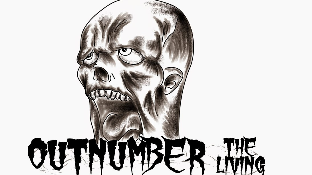 Outnumber the Living Live at Bogies 12/20